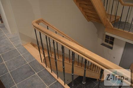 Z trap klassieke trap for Trap naar boven